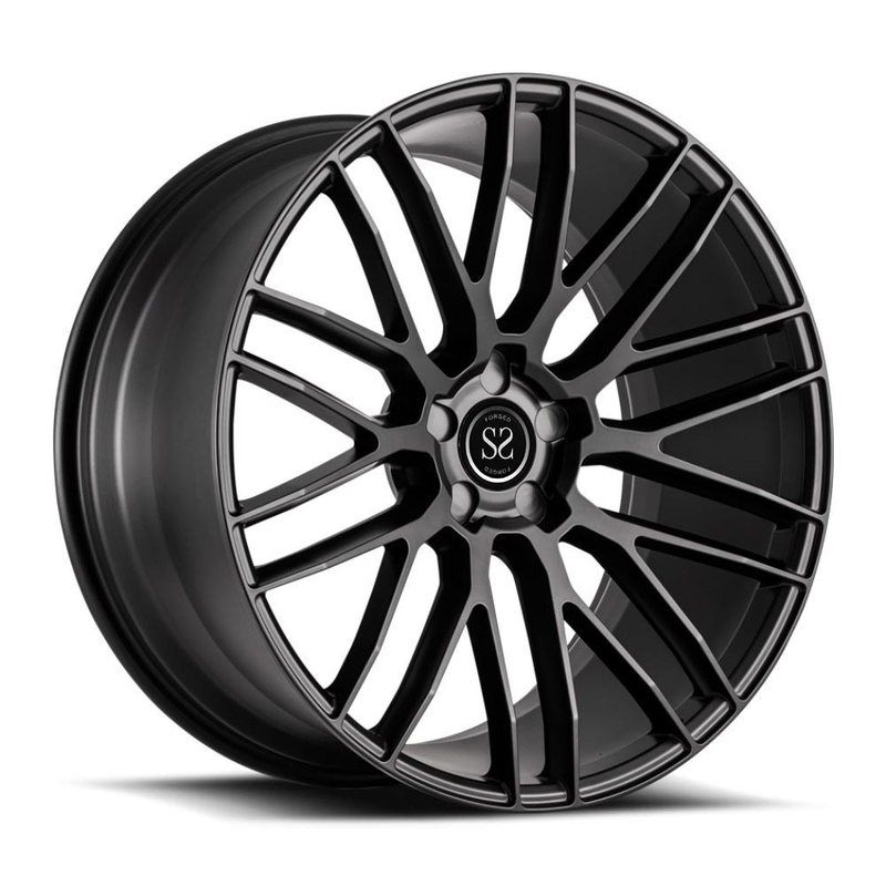 17 18 inch 5x112   monoblock 1-piece forged wheels  for Audi A6 Made of 6061-T6 Aluminum Alloy