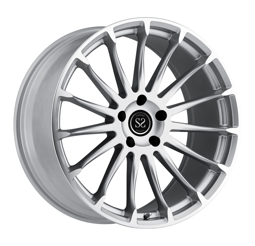 alcoa aluminum alloy T6061 forged wheel car rim